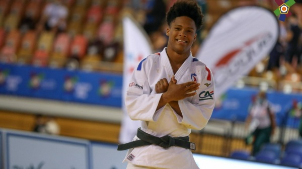 Maxime GOBERT de l'OJN devient Champion d'Europe Juniors !